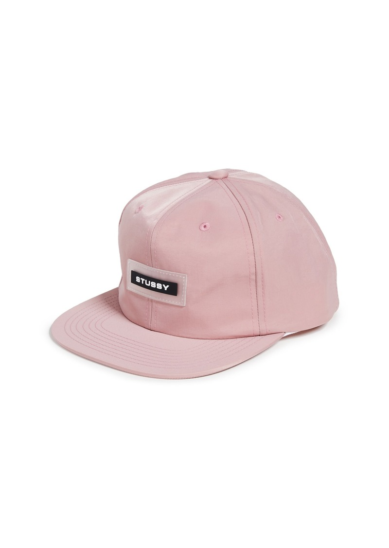 8f59c230c11 On Sale today! Stussy Stussy Nylon Twill Snapback Cap