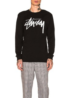 Stussy Old Stock Long Sleeve Tee