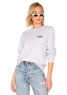 Stussy Oval Crew Neck Sweatshirt