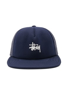 Stussy Stock Trucker Hat