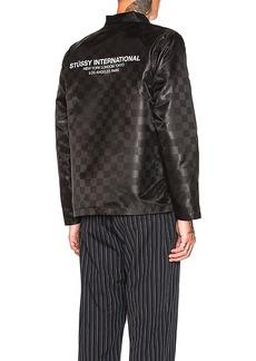 Stussy Tonal Check Jacket
