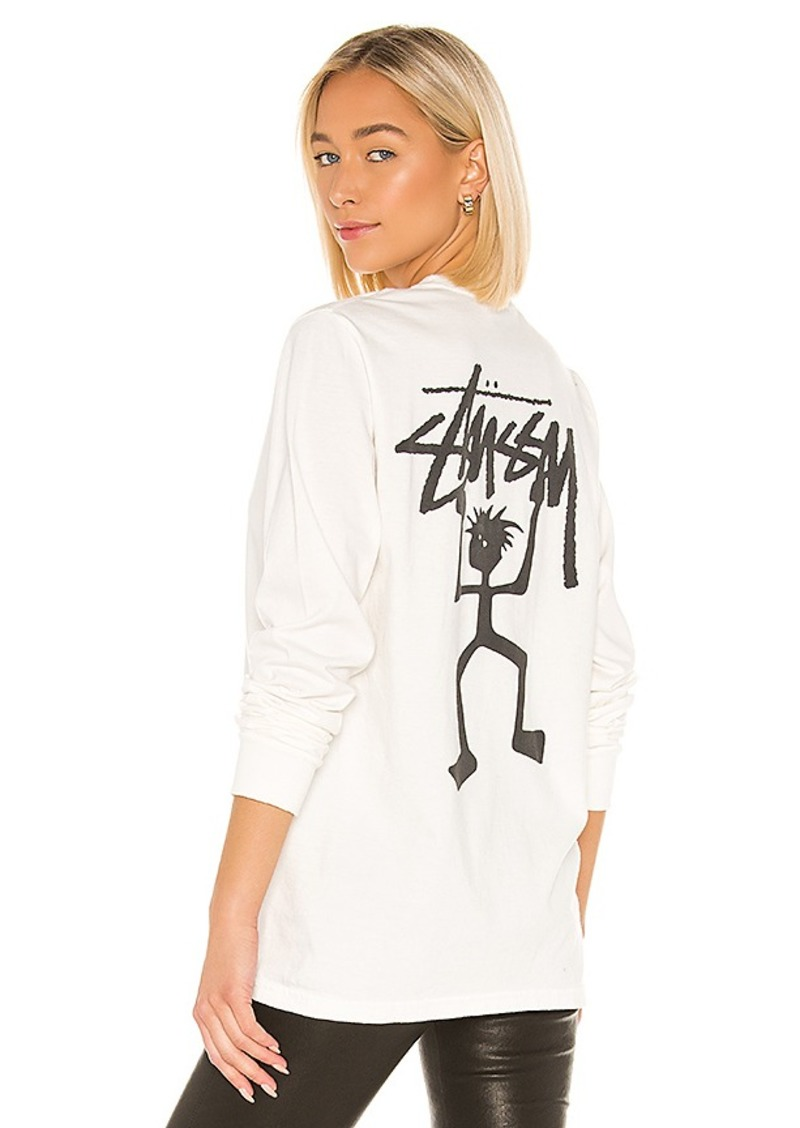 Stussy Warrior Man Long Sleeve