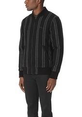 fd5d78bd7 Stussy Stussy Wool Stripe Bomber Jacket | Outerwear