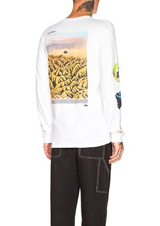 Stussy x Ken Price Primordial World Long Sleeve Tee