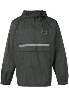 Stussy zipped hooded jumper