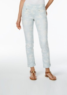 Style&co. Style & Co. Ella Printed Boyfriend Jeans, Created for Macy's
