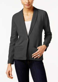 Style&co. Style & Co. One-Button Blazer, Only at Macy's