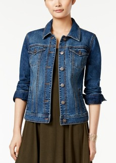 Style&co. Style & Co. Denim Jacket, Only at Macy's