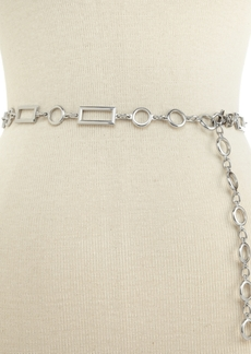 Style&co. Style & co. Rectangles and Circles Chain Belt
