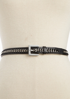Style&co. Style & co. Skinny Chain Inlay Belt