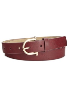 Style&co. Style & Co. Skinny Knob Buckle Pants Belt, Only at Macy's