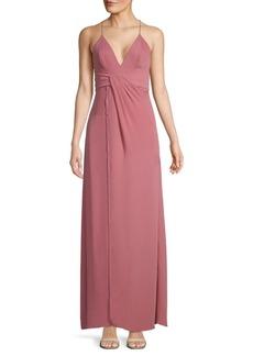 Stylestalker Alia Strappy Maxi Dress