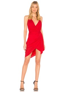 Stylestalker Dacey Draped Dress