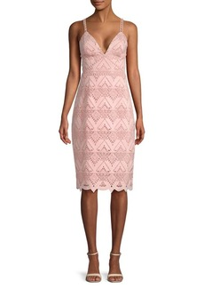 Stylestalker Elora Strappy Midi Dress