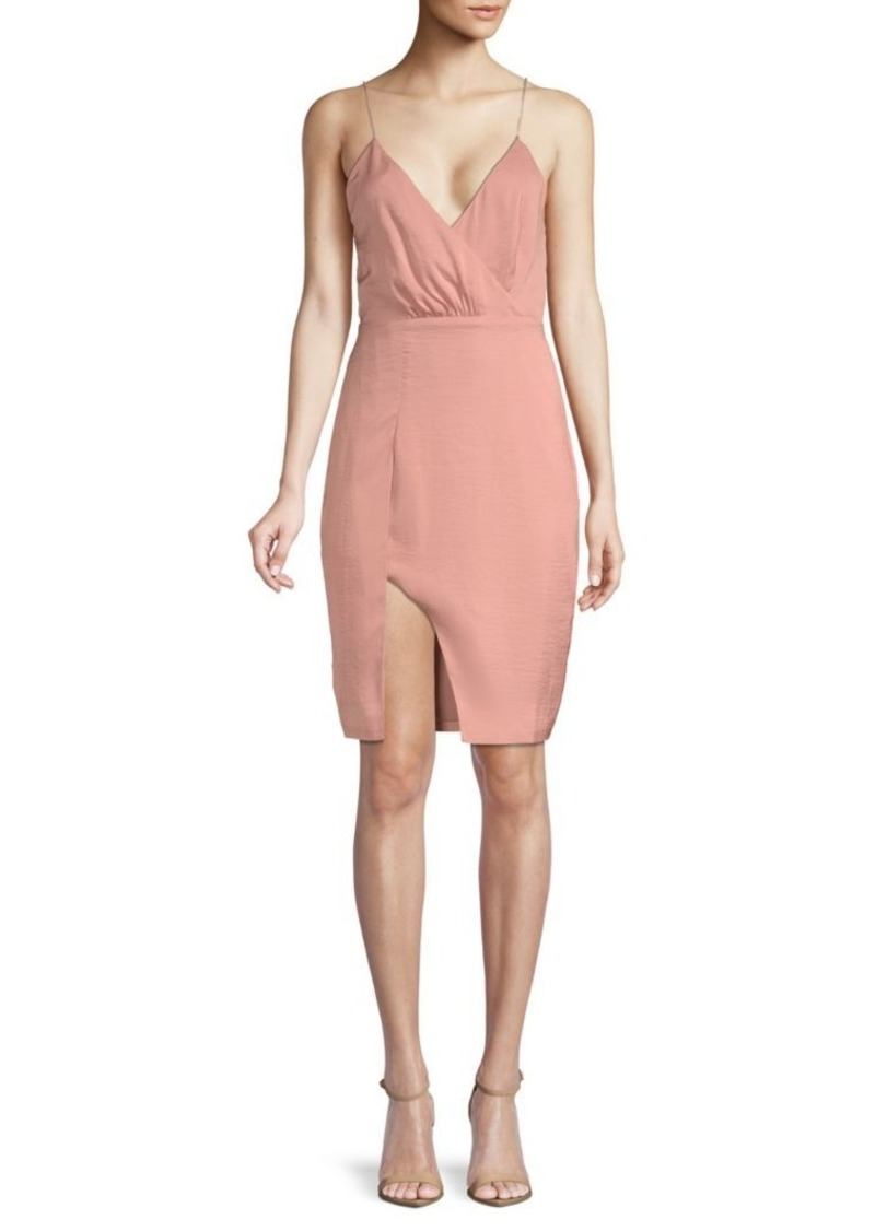 Stylestalker Kaylee Draped Dress