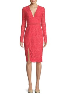 Stylestalker Sabine Long-Sleeve Dress