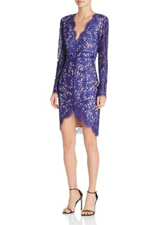 Stylestalker Adelie Lace Long Sleeve Dress