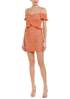 Stylestalker Carmen Mini Dress