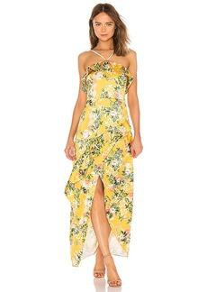 STYLESTALKER Isabella Maxi Dress