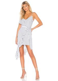 STYLESTALKER Linden Midi Dress