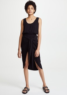 STYLESTALKER Mabel Draped Dress