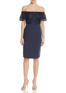Stylestalker Madeleine Off-the-Shoulder Dress - 100% Exclusive