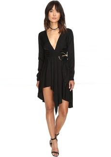 StyleStalker Maia Long Sleeve Dress
