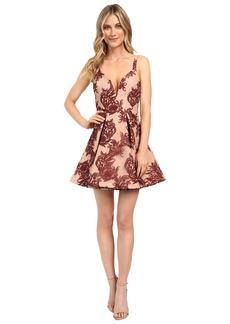 StyleStalker Mehndi Dress