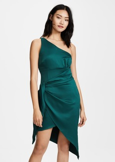 STYLESTALKER Sasha One Shoulder Dress
