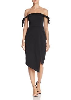 Stylestalker Savannah Off-the-Shoulder Dress - 100% Exclusive