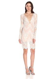 StyleStalker Women's Island Of Love Lace Dress