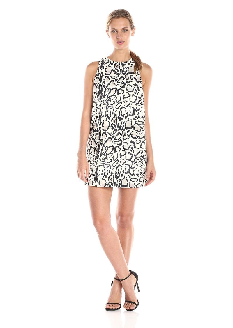 StyleStalker Women's  Print Shift Dress