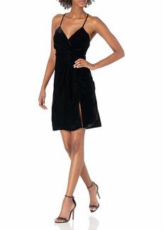 StyleStalker Women's Priscilla WRAP Dress