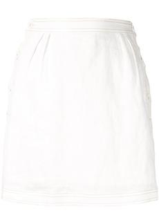 Suboo Gina button skirt