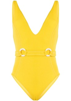 Suboo Ines deep V swimsuit