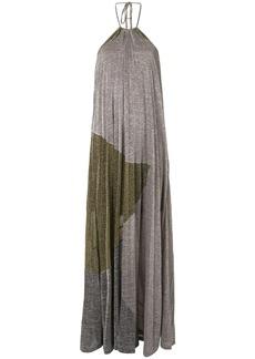 Suboo Luna pleated maxi dress