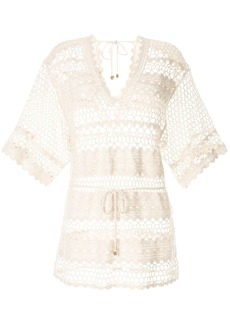 Suboo Stella crochet kaftan dress