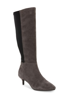 Sudini Beverly Stretch Back Knee High Boot (Women)