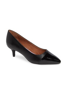 Sudini Brees Cap Toe Pump (Women)