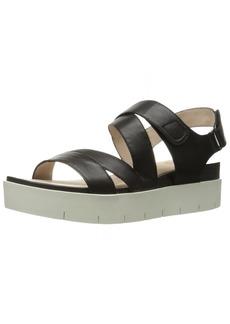 Sudini Women's Ola Platform Sandal   M US