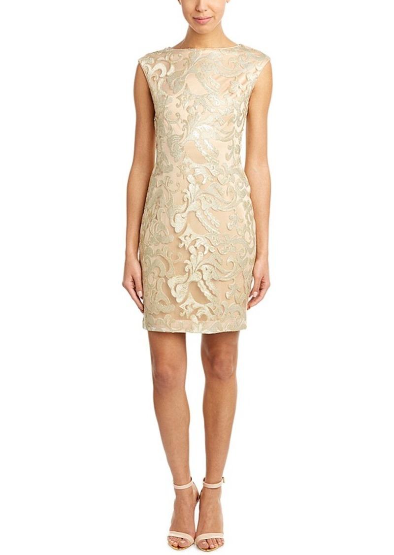 Sue Wong Sue Wong Sheath Dress