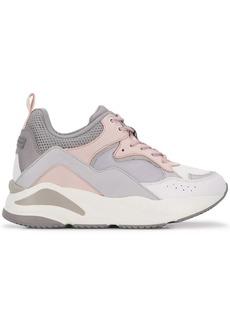 Suecomma Bonnie colour-block platform sneakers