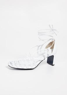 Suecomma Bonnie Braided Heel Sandals