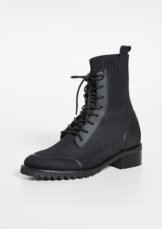 Suecomma Bonnie Lace Up Detailed Boots