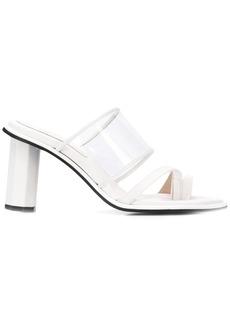 Suecomma Bonnie transparent strap sandals