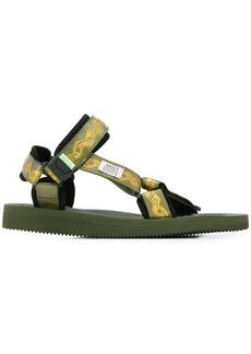 Suicoke double strap sandals