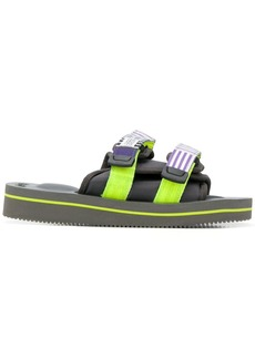 Suicoke double strap sliders