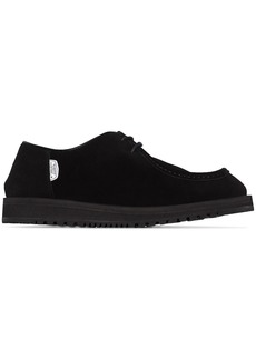 Suicoke shearling Derby shoes