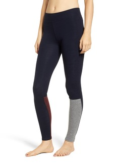 Sundry Colorblock Surprise Yoga Pants