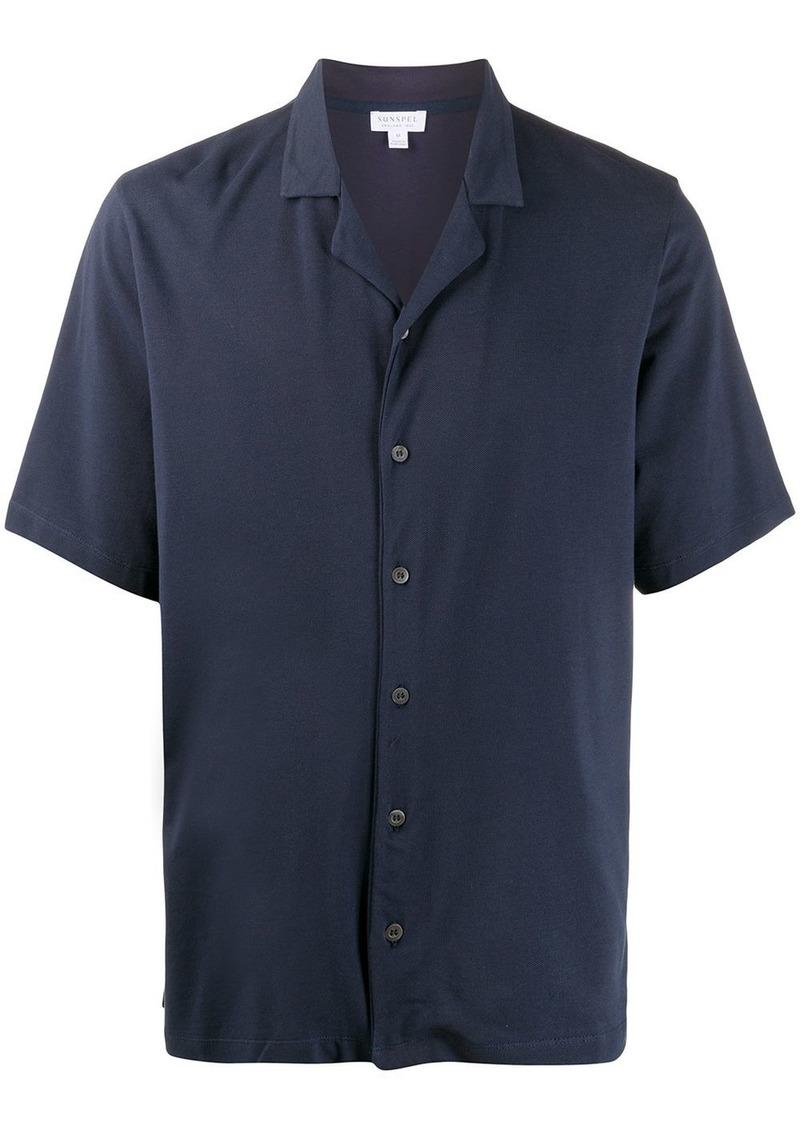 Sunspel short sleeve shirt